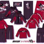 Mickey Snowboard Range For Disney Store