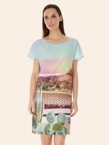 Palm Springs Print For Uttam Boutique